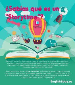 StoryTime, cuenta cuento Las Palmas