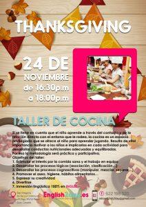Taller de Cocina Las Palmas